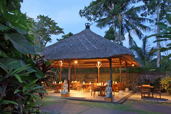 Karma Royal Jimbaran Karma Royal Jimbaran Restaurant