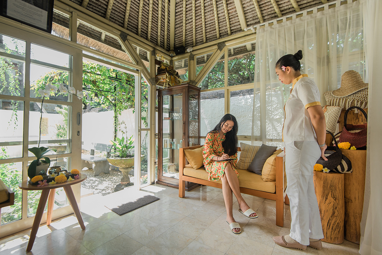 Karma Royal Jimbaran Karma Spa