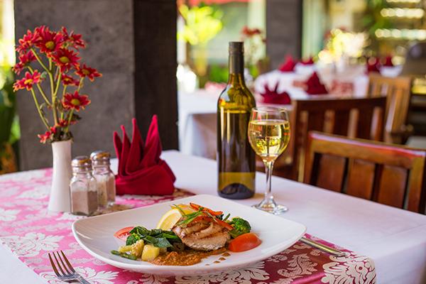 Karma Royal Sanur Hidden Garden Restaurant