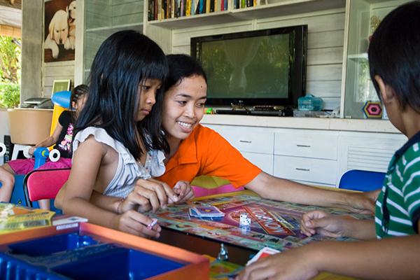 Karma Royal Sanur Babysitting & Playground