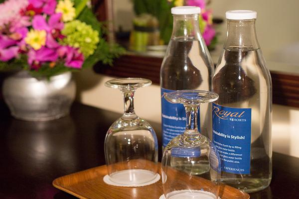 Karma Royal Sanur Drinking Water