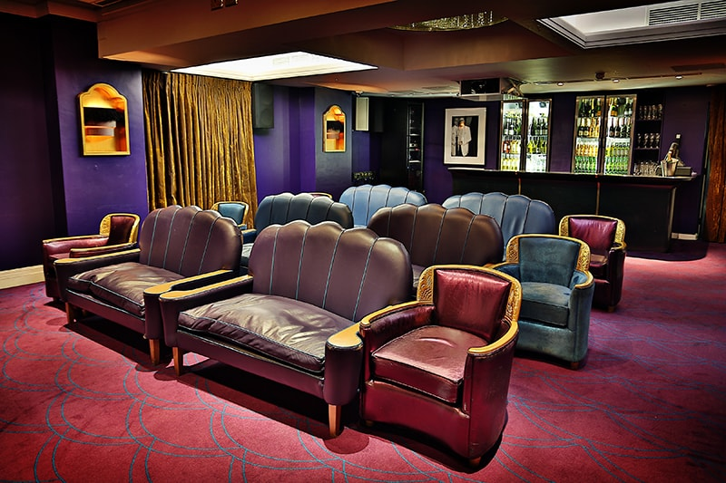 luxury hotel of karma sanctum soho Cinema