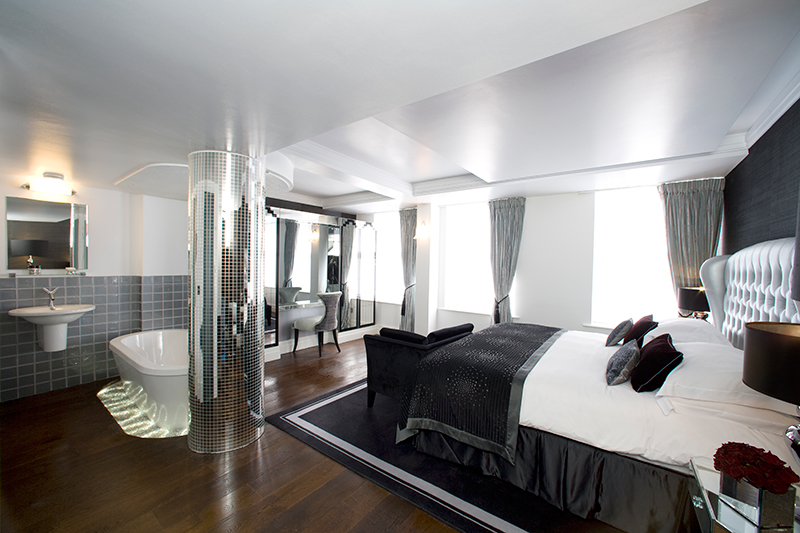 luxury hotel of karma sanctum soho Junior Suite Main