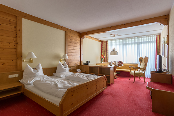 Karma Bavaria Comfort Double Room