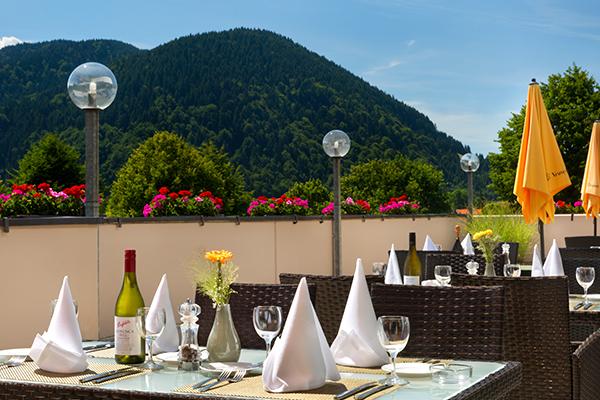 Karma Bavaria Resort Page Karmasee Restaurant