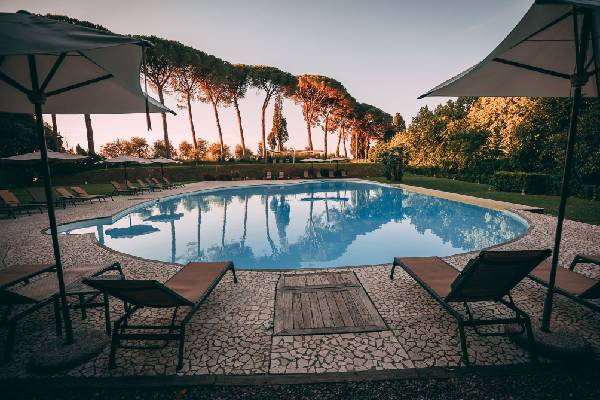 Karma Borgo di Colleoli Pools