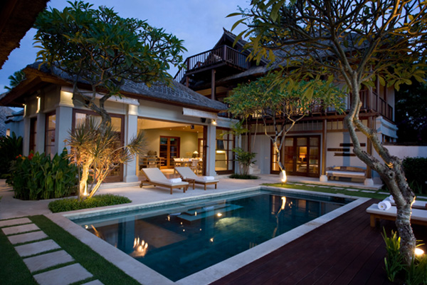 Karma Jimbaran 4 Bedroom Deluxe Valley View Pool Villa