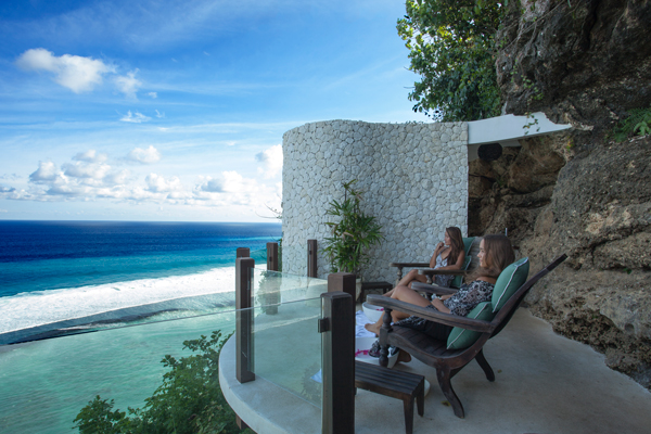 Karma Grand Residence Nirvana Cliff Spa - epic location