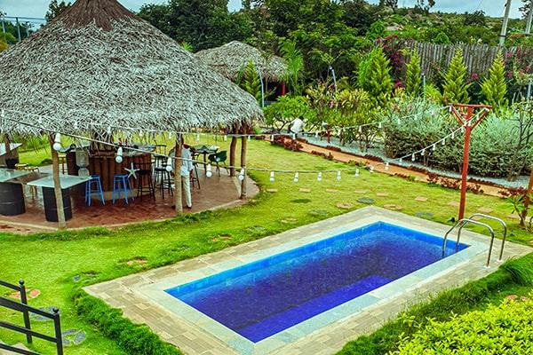 Karma Sunshine Village Plunge Pool