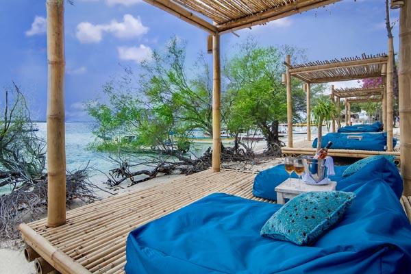 Karma Reef Personal Sunbeds