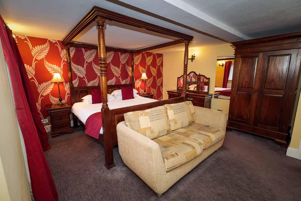 Karma Salford Hall Classic Double Room