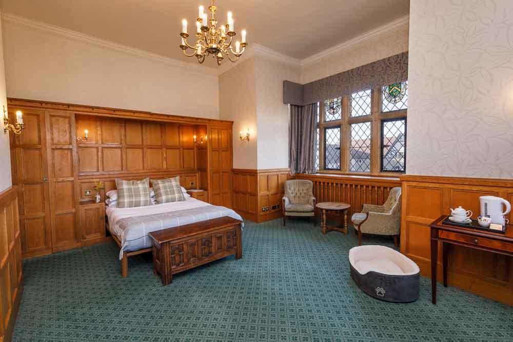 Karma Salford Hall Executive Double Room