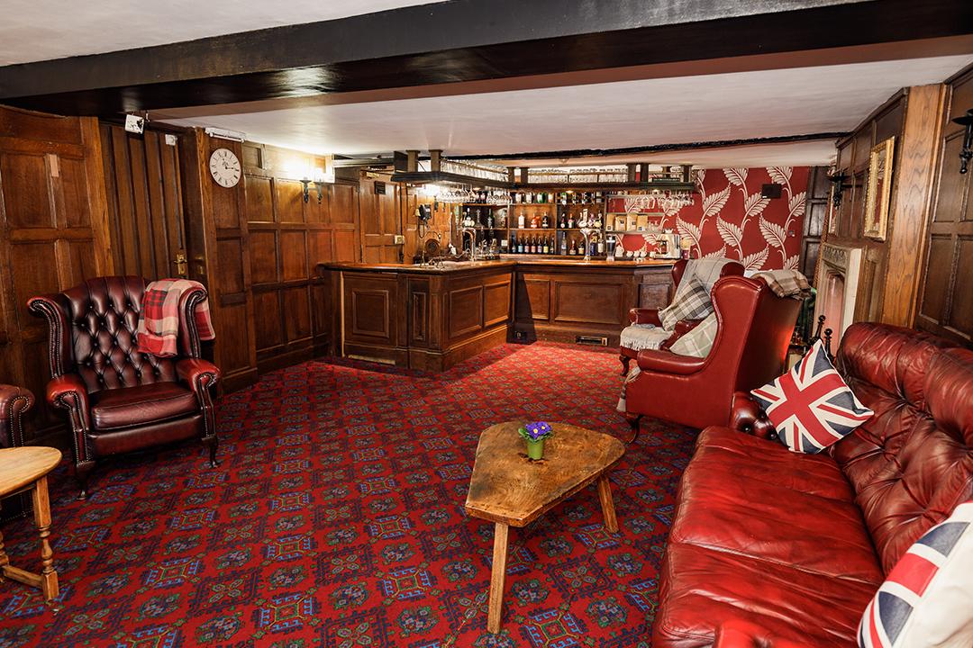 Karma Salford Hall Bar