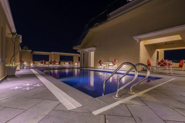 Karma Seven Lakes Rooftop Swimming Pool
