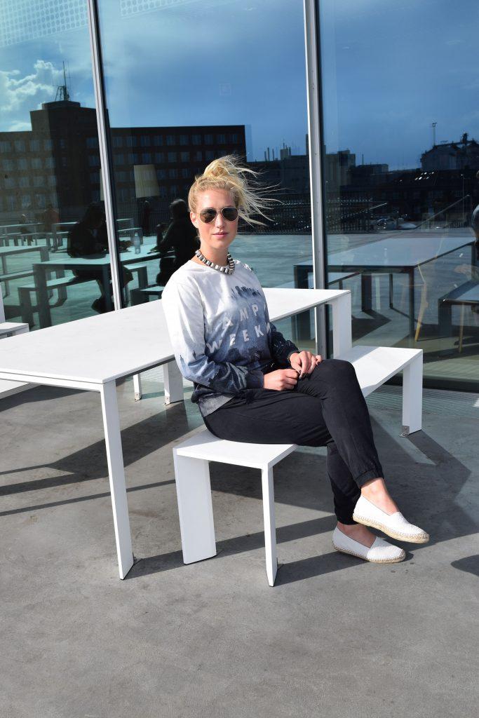 Camilla er 21 år og bor i Aarhus