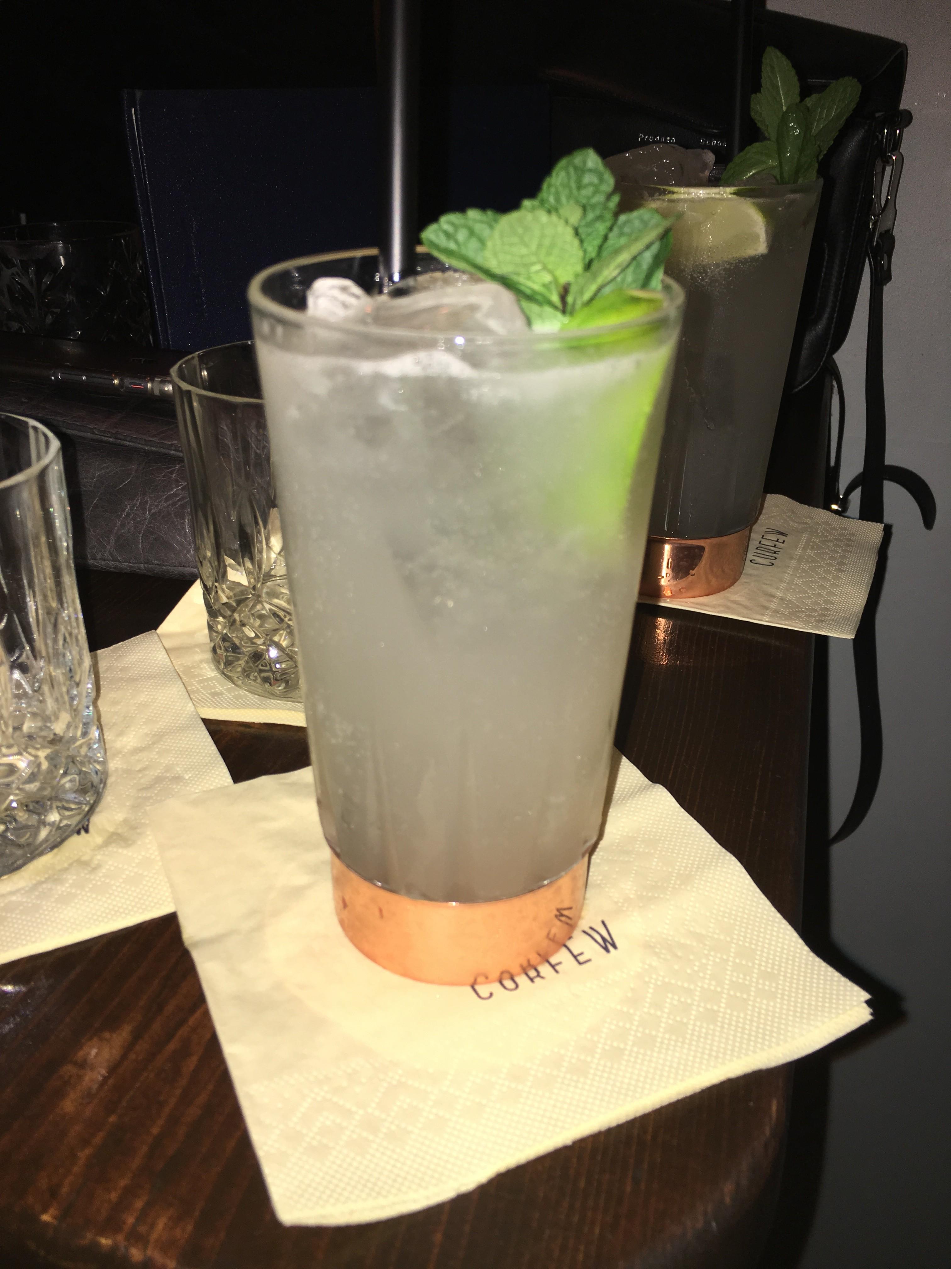cocktails mule
