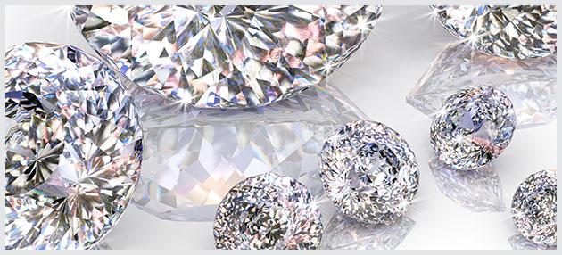 Flotte diamanter