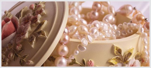 Opbevaring af smykker