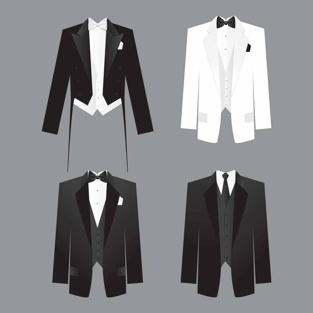 6c0237056265 ... tie events bør den endnu mere formelle tailcoat benyttes sammen med en  hvid vest og en selvbunden hvid butterfly. Kendtegnende for tailcoaten er  den ...