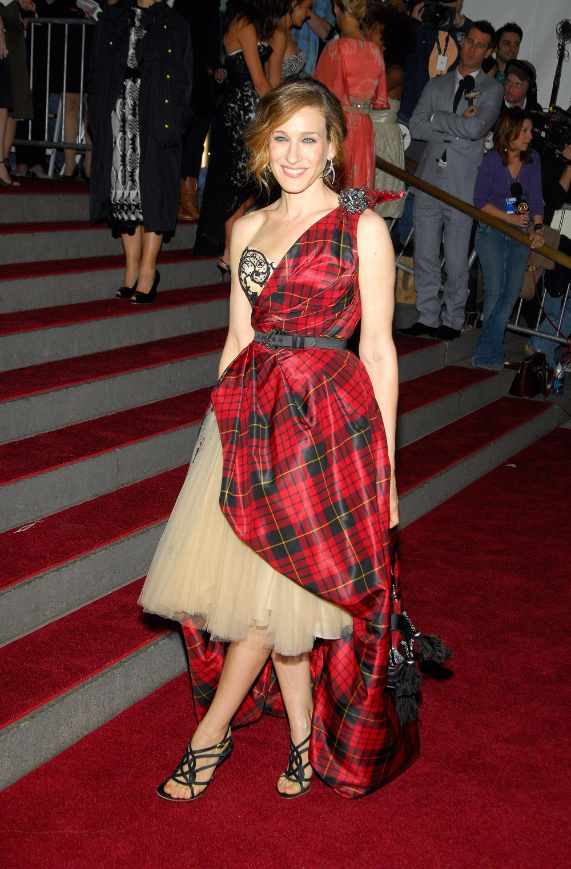 Sarah Jessica Parker am Met Ball 2006