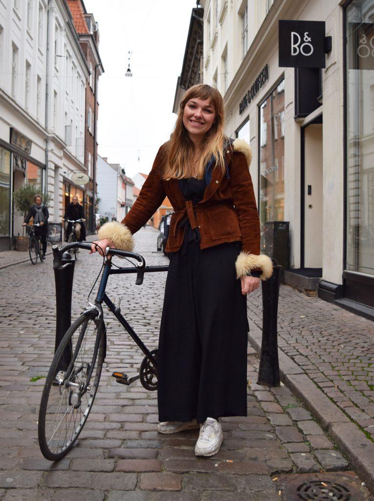 Street style danois à Aarhus