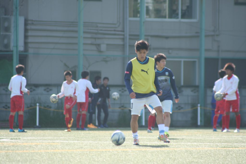川崎晶弘選手