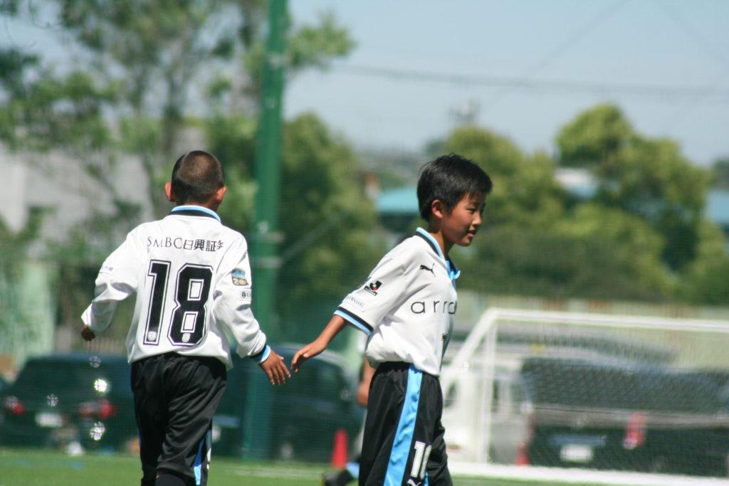名賀海月選手と城田優選手