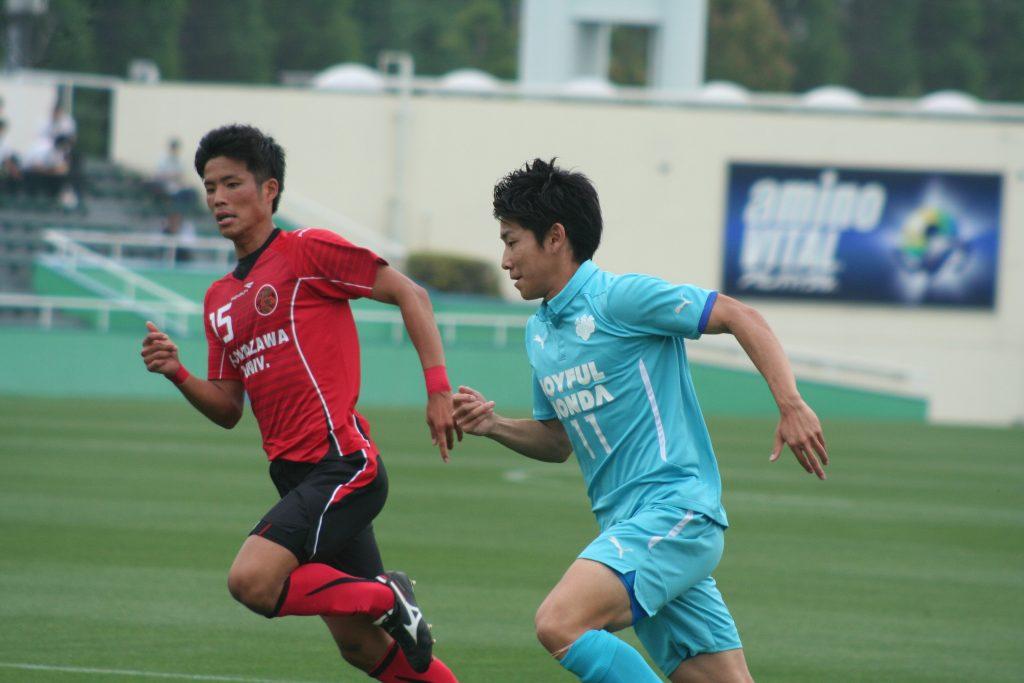 筑波大のエース中野誠也選手