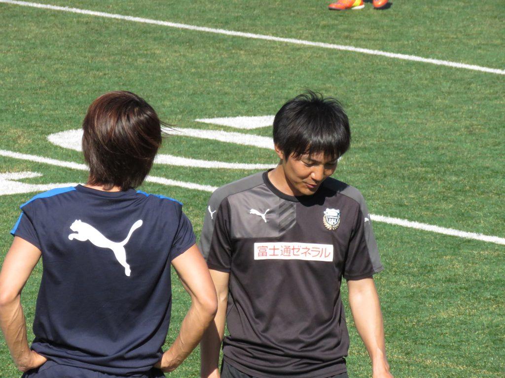 伊藤宏樹さんと佐原秀樹さん