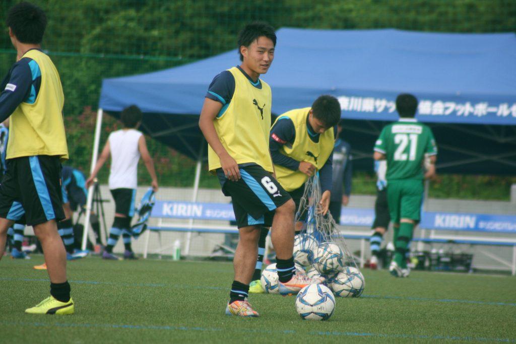 小泉靖弥選手
