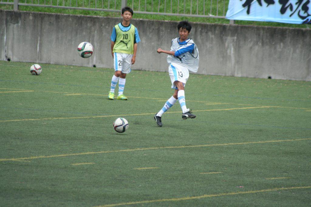 浅倉廉選手と安田捷人選手