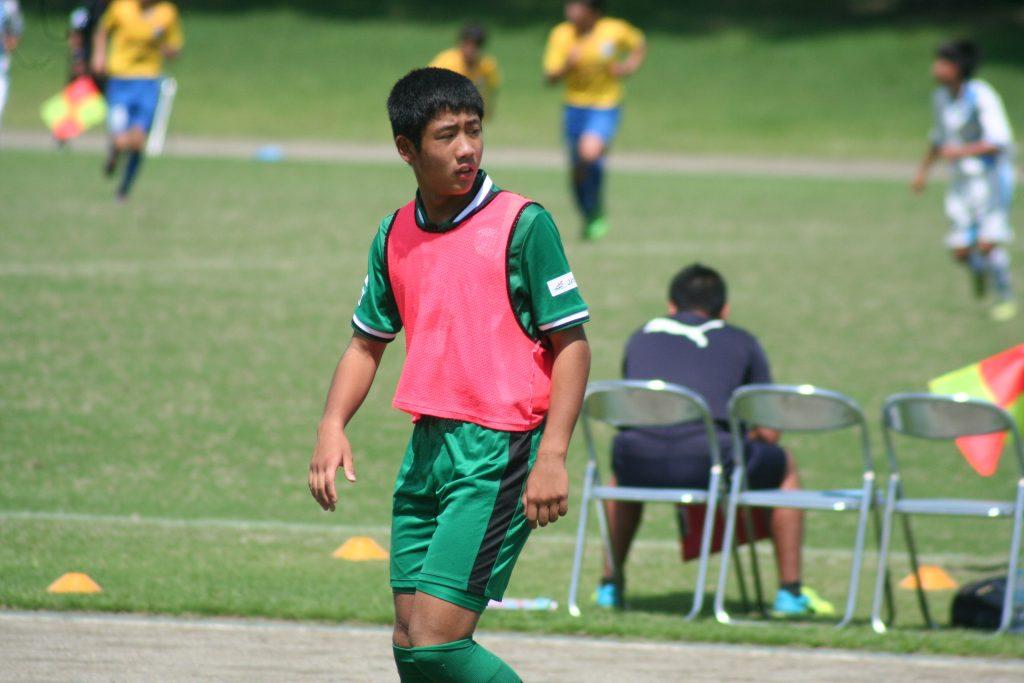 GK青山海選手