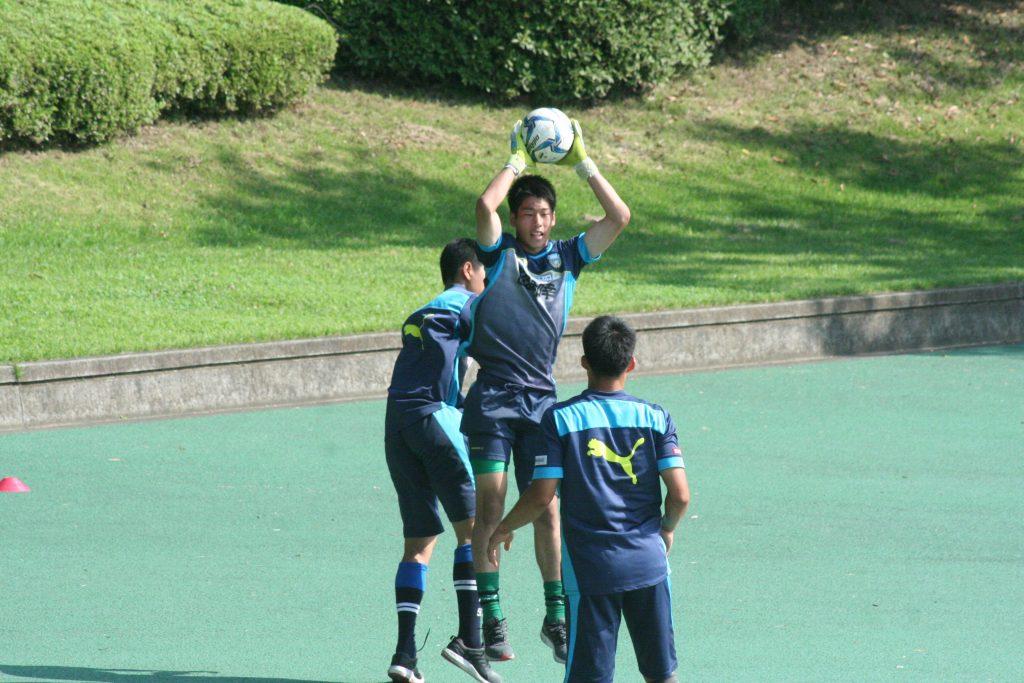 早坂勇希選手