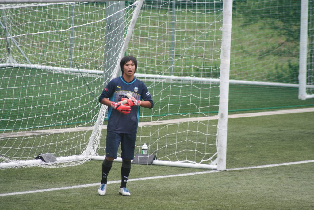 GK浅川将輝選手