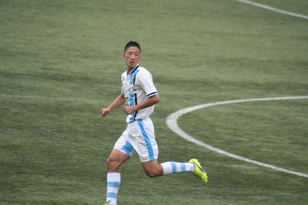 新井秀明選手