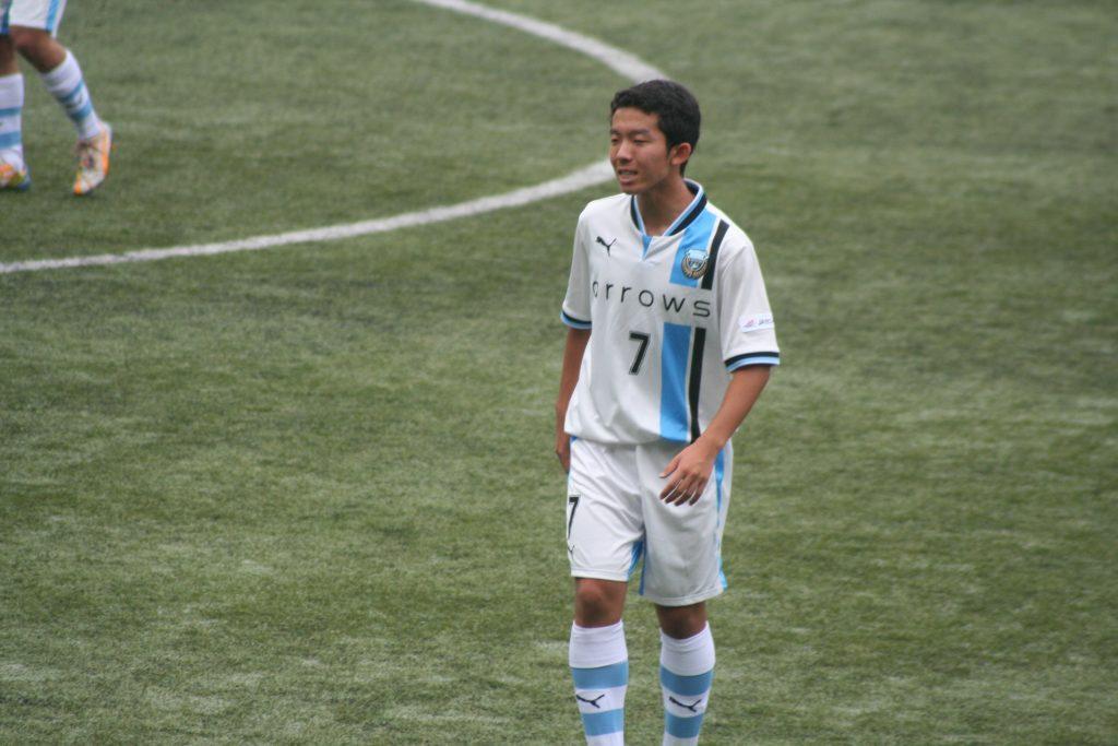 桝谷岳良選手