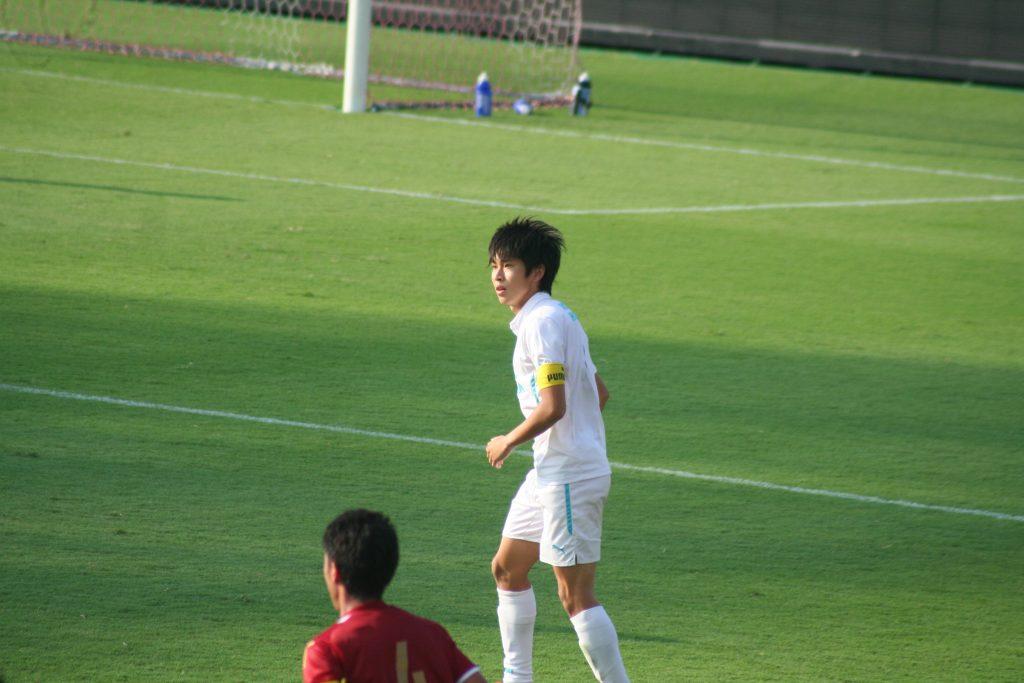 吉田直矢選手