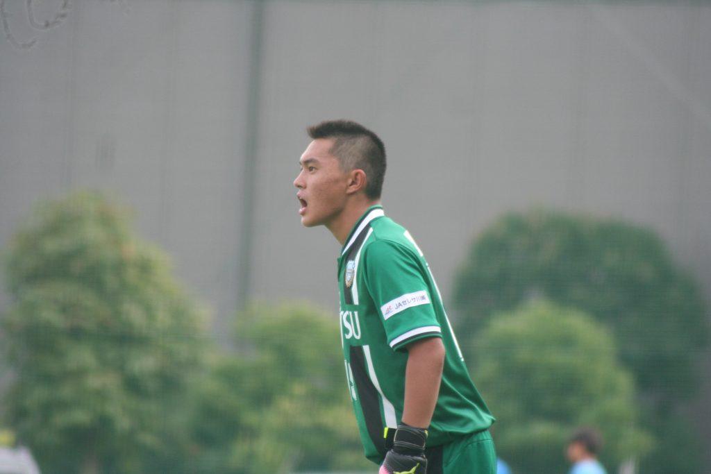 黒澤凌平選手