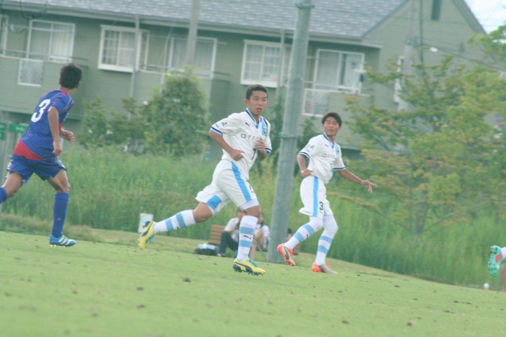 桝谷岳良選手、高吉正真選手