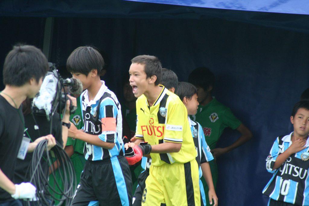 長田澪選手