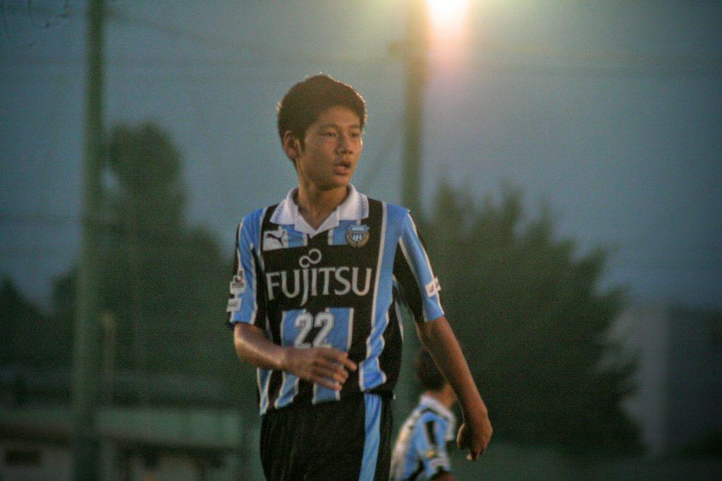 神橋良汰選手