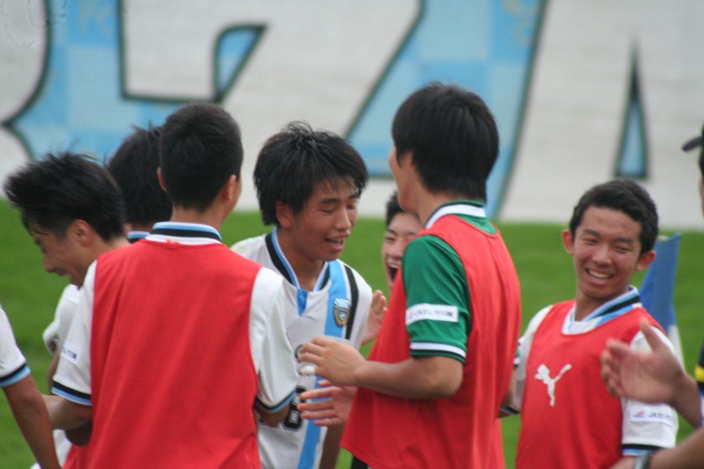 2試合連続のゴール