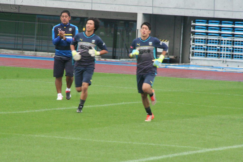 早坂勇希選手、浅川将輝選手