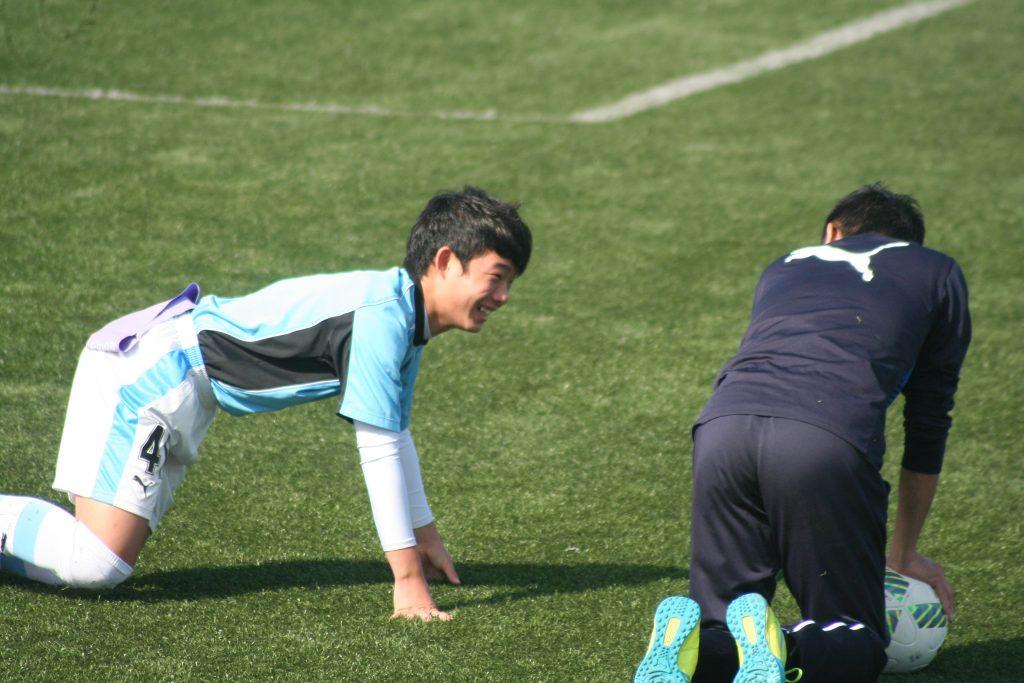 甲斐翔大選手