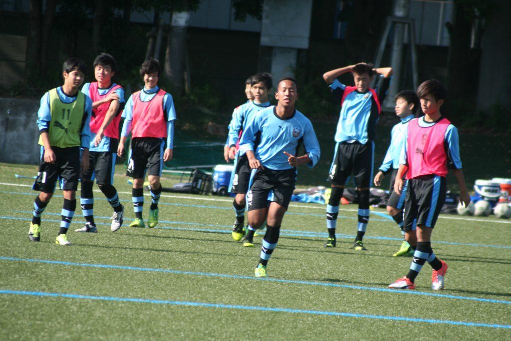 高円宮杯関東大会は2回戦