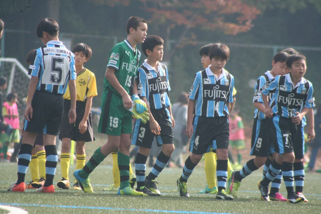 全日本少年サッカー大会県大会は初戦