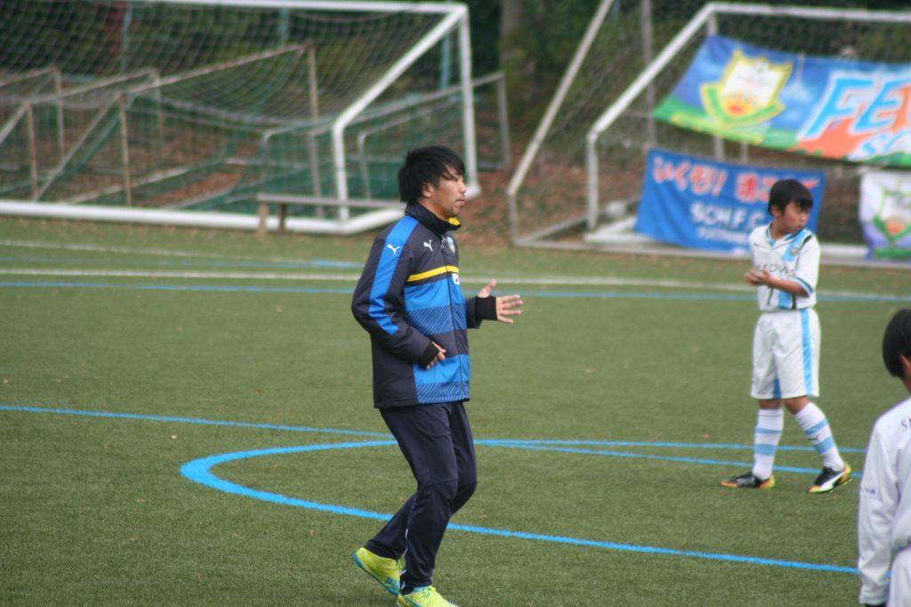 吉田勇樹コーチ