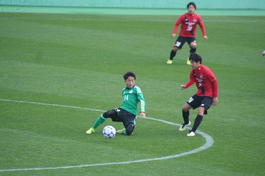 岡本勇輝選手