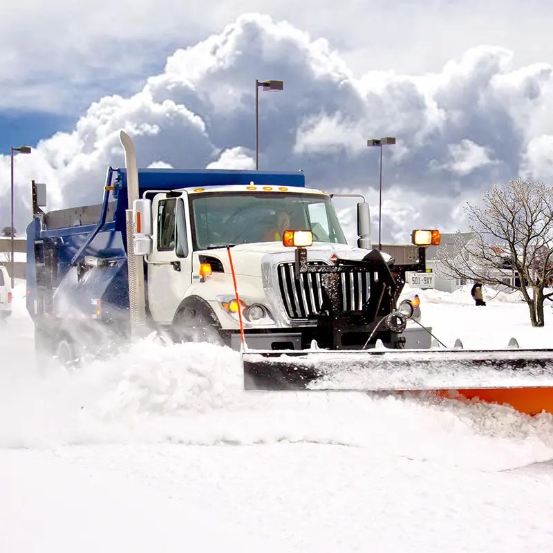 Office snow removal