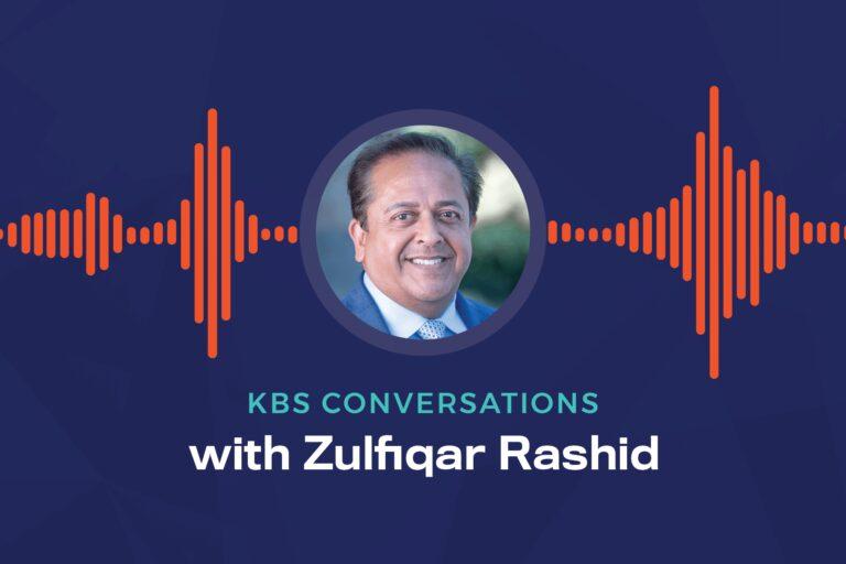 Kbs conversations zulfiqar